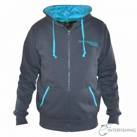 Drennan Full Zipped Hoody - L