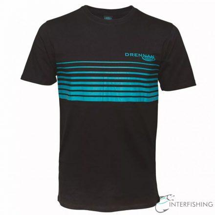 Drennan T-Shirt Black - M