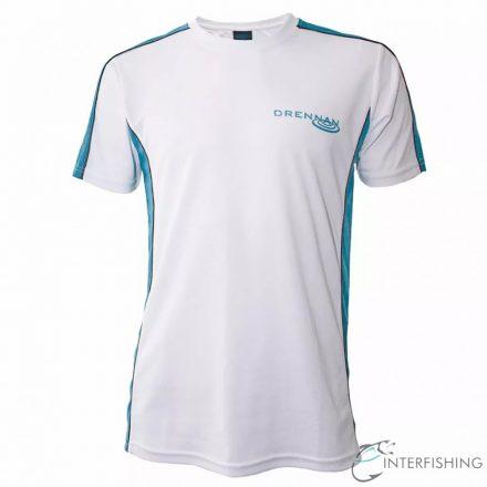 Drennan Performance T-Shirt White - 3XL