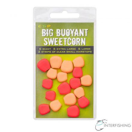 ESP Big Buoyant Corn Red-Orange