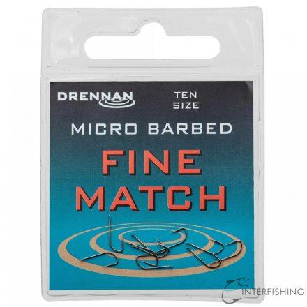 Drennan Fine Match 16 horog