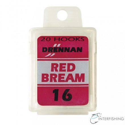 Drennan Red Bream 16 horog