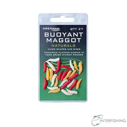 Drennan Buoyant Maggot-natural