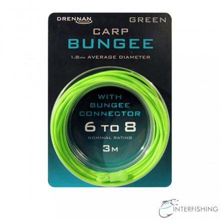 Drennan Carp Bungee green 6-8 csőgumi