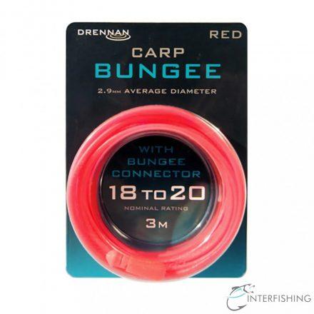 Drennan Carp Bungee red 18-20 csőgumi