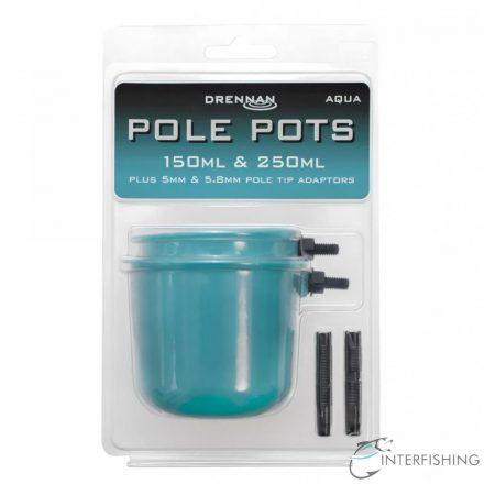 Drennan Pole Pot Aqua etetőcsésze